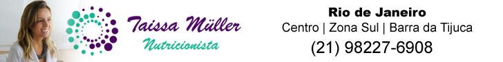 Taissa Muller - Nutrição - Acesse o site!